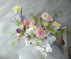Artificial Flower…ดอกไม้ผ้า เหมือนจริง คลิก…